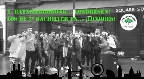 2º BACHILLER EN LONDRES