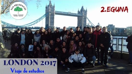 Segundo día en Londres