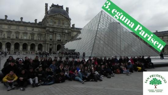 París 3. día