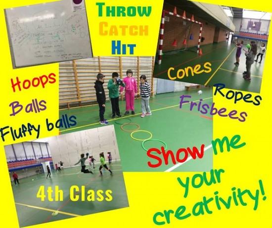Aprendizaje Cooperativo y Creatividad en Educación Física.