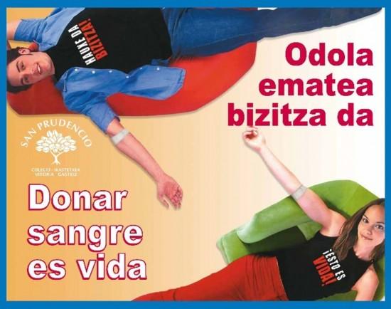 2ª CAMPAÑA DE DONACIÓN DE SANGRE