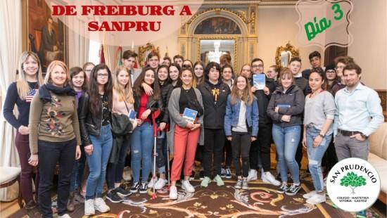 Freiburgetik SanPrura. 3 eguna.