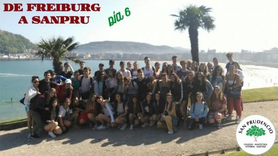 De Freiburg a SanPru. Día 6.