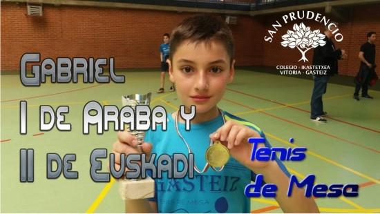 Gabriel I. a Arabakoa eta II. a Euskadikoa
