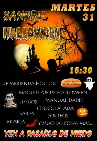 ¡Gran fiesta de Halloween!