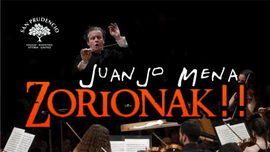 Juanjo Mena. Zorionak!!