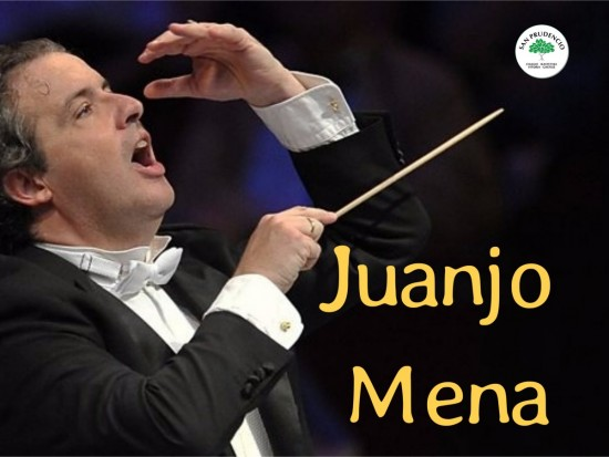 Juanjo Mena: «Cantar en un grupo debería ser algo obligatorio para un niño»