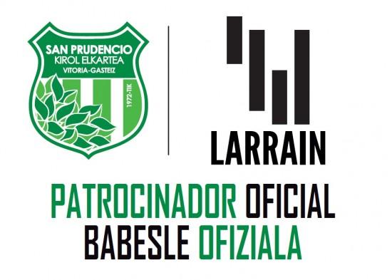 LARRAIN RENUEVA Y AMPLÍA SU ACUERDO CON LA AGRUPACIÓN DEPORTIVA