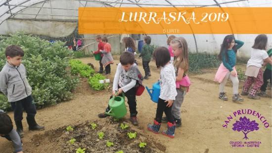 LURRASKA 2019