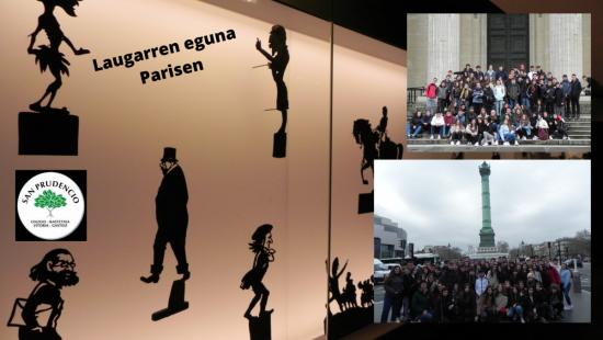 LAUGARREN EGUNA PARISEN