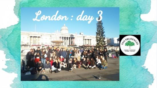 London: day 3