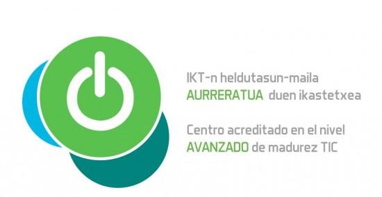 Centro acreditado en el nivel AVANZADO de madurez TIC