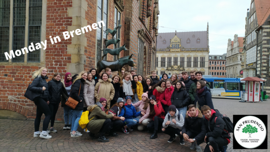 Lunes en Bremen