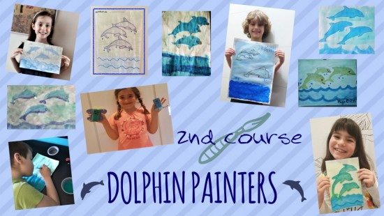 DOLPHINS IN 2nd COURSE