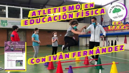 MASTER CLASS DE ATLETISMO EN EDUCACIÓN FÍSICA