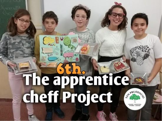 Proyecto de Inglés: Aprendiz de Cheff