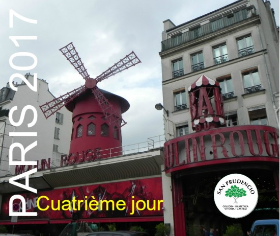 París 2017. Cuarto día