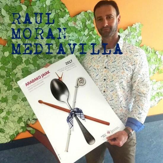 Raúl Morán Mediavilla