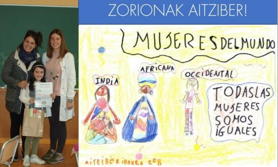 Zorionak, Aitziber Ibarra!!!