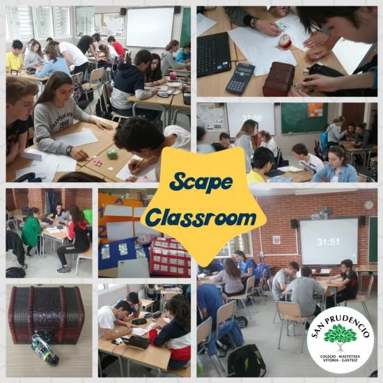 Scape Classroom