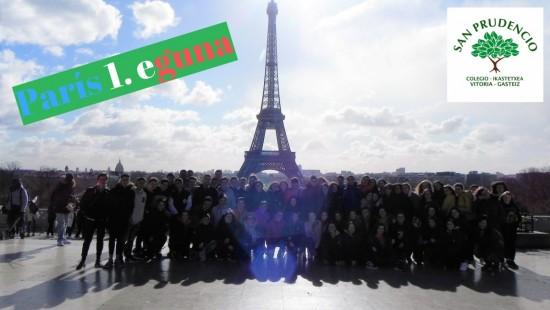 París 1. día