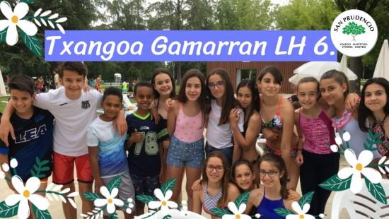 Los de 6º en Gamarra
