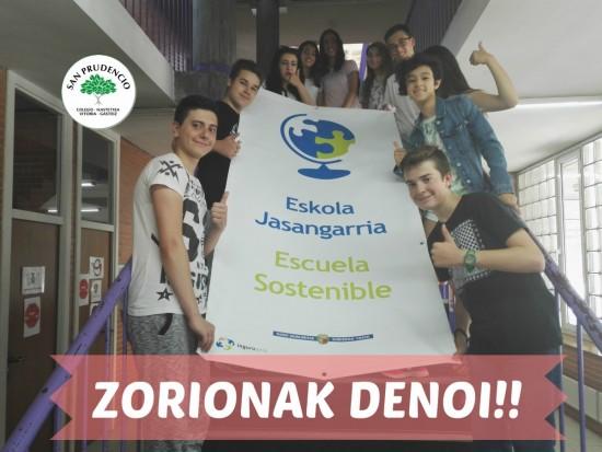Escuela Sostenible