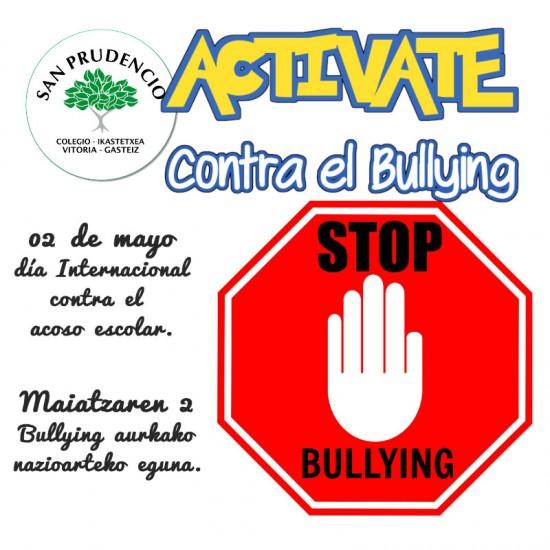 Día Internacional Contra el Maltrato Escolar.