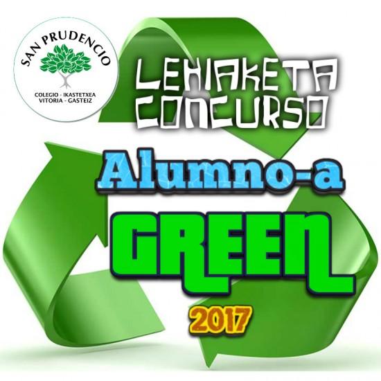Concurso Alumno GREEN 2017