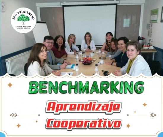 Benchmarking. Aprendizaje Cooperativo.