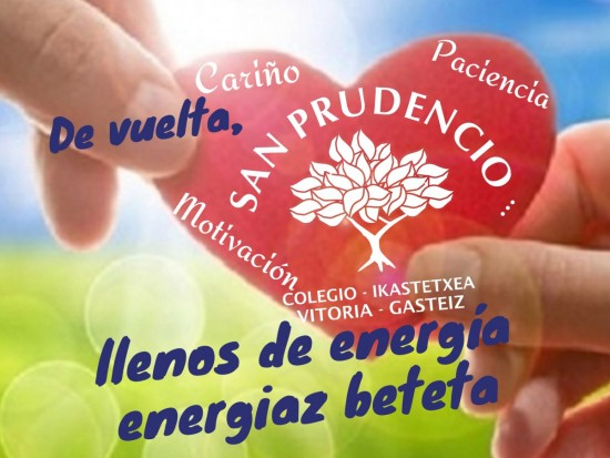 Bueltan, energiaz beteta