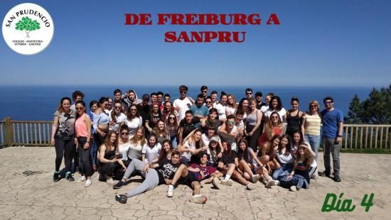 De Freiburg a SanPru. Día 4.