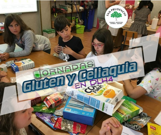 Jornadas sobre GLUTEN y CELIAQUIA con los de DLH4