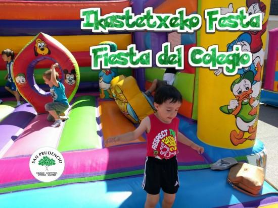 Ikastetxeko Festa