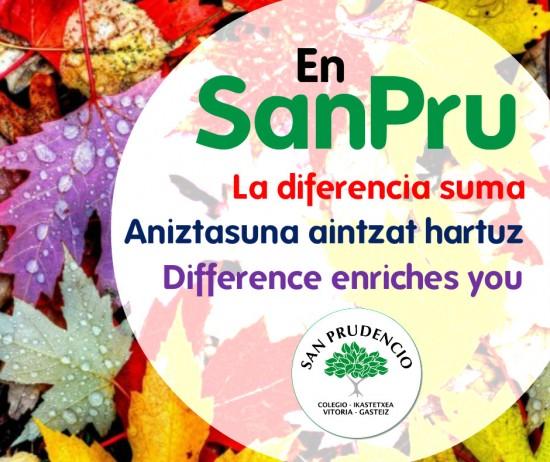 En SanPru, la diferencia suma.