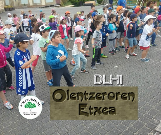 DLH1ekoak Olentzero Etxean