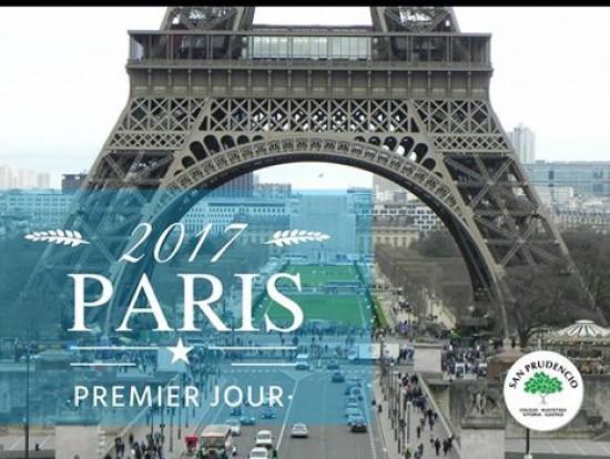 Día 1: Ya estamos en París
