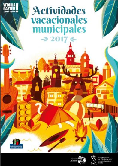 Programa de Actividades Vacacionales Municipales 2017
