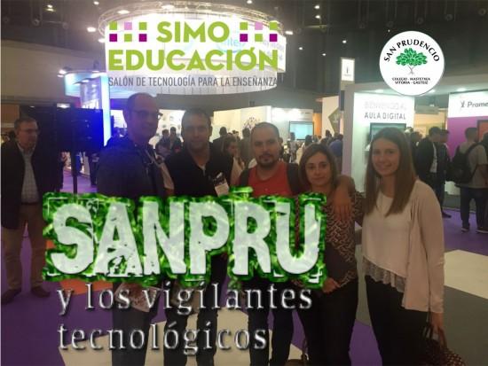 SanPru y los vigilantes tecnológicos