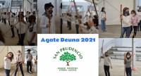 AURTEN INOIZ BAINO GEHIAGO, AMALURRA ESNATUKO DUGU AGATE DEUNA 2021
