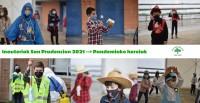 ¡¡MUCHAS GRACIAS A TOD@S L@S HÉROES Y HEROÍNAS OLVIDADOS DE LA PANDEMIA!!