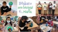 BILAKATU ZEN BIZIGAI-TXANELA 6. MAILA