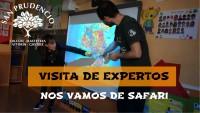 NOS VAMOS DE SAFARI CON LOS EXPERTOS