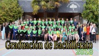 Graduación de Bachillerato 2018.