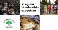 SEGUNDO DÍA: CONOCIENDO HONDARRIBIA