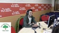 ENTREVISTA A NUESTRO PROFESOR IGOR GARCÍA EN RADIO VITORIA SOBRE LOS PATIOS IGUALITARIOS