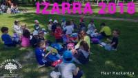 ¡Rumbo a Izarra!