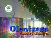 Olentzero etorri zaigu