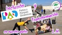 INCLUSIÓN Y TRANSFORMACIÓN EN NUESTRO PATIO