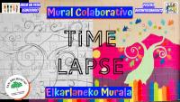 ELKARLANEKO MURAL BUKATUTA!!